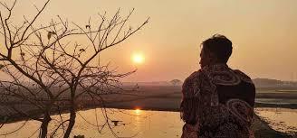 Alone Boy Sunset HD Wallpaper ৷ Lovely ...