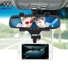 <b>XMXCZKJ</b> Strong Magnetic <b>Car</b> Mobile <b>Phone Holder</b> Rear View ...