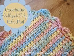 Crochet Hot Pad Pattern
