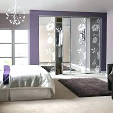mirrored sliding closet doors 96 inch mirror s installation