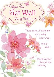 Get Well Cards 6 Code 50 Ds6697