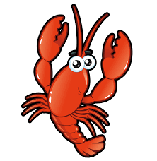Cartoon vector lobster vector png ...