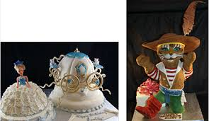 Unique Cakes Sculpted Cakes