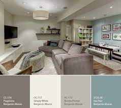 Paint your basement bar or doors with a few coats of majestic purple by sherwin williams to create modern, satin black paint coats the ceiling and surrounds the window in this basement rec room and. The 7 Best Light Paint Colours For A Dark Room Basement Home Basement Colors Home Decor