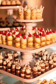 wedding desserts. Cakes Desserts Photos Dessert Cup Station Inside Weddings