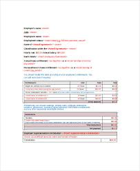 Compliment Slips Template Sample Wage Slip Template 8 Free Documents Download In