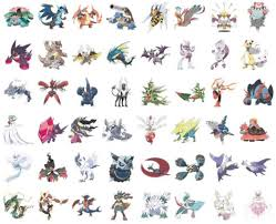 Pokemon Capable of Mega Evolution - Afaq-Arabia