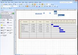 Project Management With Visio 2007 Gantt And Pert Charts