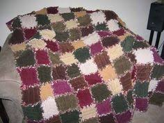 want to do this in tweeds or corduroy | Quilt, wool & specialities ... & Another recycled corduroy quilt Adamdwight.com