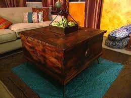 rustic look furniture. HCCAN405-Coffee-Table-s4x3 Rustic Look Furniture HGTV.com