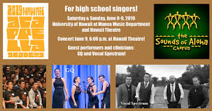 Uh Kennedy Theatre Seating Chart Sounds Of Aloha A Cappella Concert Hawaii Theatre Center