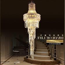 2018 big crystal chandelier for 2016 big crystal chandelier led candle holder lamps modern long