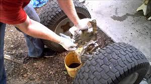 1 hydrostatic garden tractor transmission rebuild 1 of 4 hydro gear 1 hydrostatic garden tractor transmission rebuild 1 of 4 hydro gear