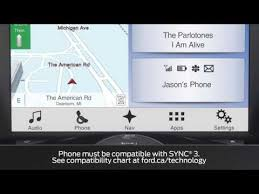 3161 Sync 3 Iphone Siri Eyes Free With Riverview Ford