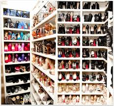 shoe closet ideas elegant shoe closets for your home best closet designs