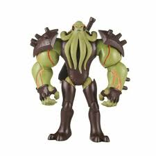 Vilgax Action Figure <b>Ben 10 Playmates Toys</b> 2017 on Card for sale ...