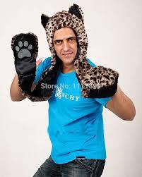 Mens Designer Hat Scarf And Gloves Set Hats For Men New Designer Faux Fur Hat Fashion Winter Hat