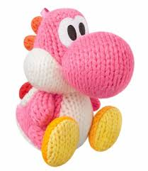 World Of Light Yarn Yoshi Details About Nintendo Amiibo Yarn Yoshi Pink Yoshis Woolly World 3ds Wii U Accessories New