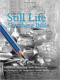 the still life sketching