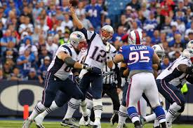 Patriots 52 Bills 28 New England Owns The Second Half In