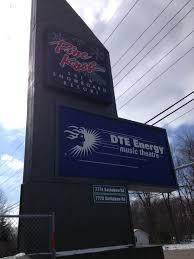 Pine Knob Seating Chart Dte Energy Music Theatre Wikipedia