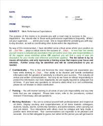 Examples Of Memos To Staff Employee Memo Template 10 Free Word Pdf Document