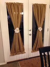 35 beautiful diy decorating ideas you could do with burlap burlap curtainsburlap kitchen