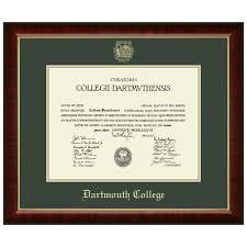 spirit shop graduation shop diploma frames and gifts  diploma frame murano dartmouth