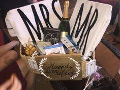 honeymoon gift basket for my sister personalized it with things i knew she loved