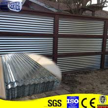 Brilliant Sheet Metal Fence Galvanized Panel And Decor