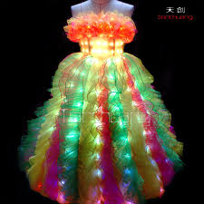 Dresses With Lights Good Price Led Lights Prom Dress For Sale Buy Light Turquoise Prom Dresses Fashion Prom Dresses Scene Prom Dresses Product On Alibaba Com
