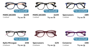 the joy of new gles from specsavers