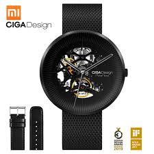 Ciga Design My Mechanical Watch Us 159 99 20 Off Original Xiaomi Ciga Design My Series Business Mechanical Wristwatch Automatic Mechanical Watch Men Women If Design Gold Award In