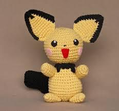 Crochet Pokemon Patterns Simple Inspiration
