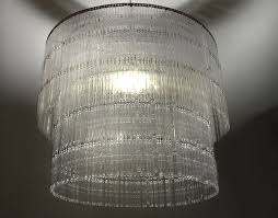 great how to make a crystal chandelier stunning d i y diy recipetiffany centerpiece cake stand with light at home mobile in minecraft fake