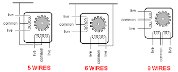 stepper motor wiring diagram stepper wiring diagrams online stepper motor controller