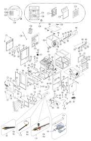 Exploded view drawing and parts list caddy alterna furnace pellet or bination 100 to 509