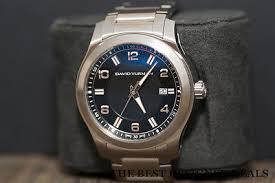 david yurman revolution 43 5mm automatic mens watch retails for david yurman revolution 43 5mm automatic mens watch