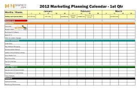Content Calendar Template Excel Marketing Calendar Template