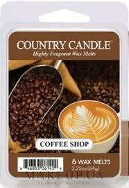 Country Candle <b>Coffee Shop</b> Wax Melts - Воск для аромалампы ...