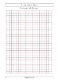Free 1 4 Inch Graph Paper Magdalene Project Org