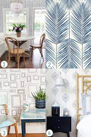 Removable Wallpaper and Wall Stencil ...