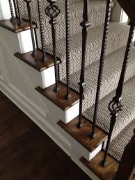 21 attractive painted stairs ideas pictures pertaining to stair runner carpet decorations 6