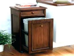 wooden trash can wooden trash bins for kitchen diy wooden trash can wood trash cans wood