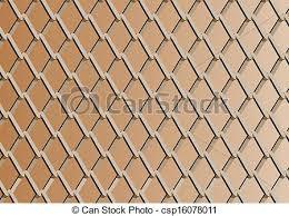 chain link fence vector. Chain Link Fence Vector