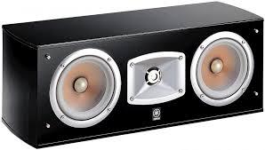 Купить акустическую систему <b>Yamaha NS</b>-<b>C444</b> black в Москве ...