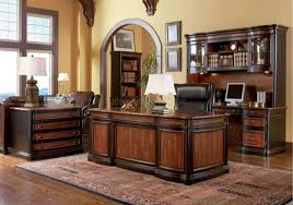 office room design gallery. Gorgeous And Attractive Home Office Room Decoration Design With Wooden Furniture Gallery E