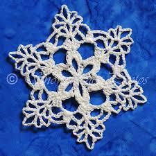 Crochet Snowflake Pattern Amazing San Luis Peak Snowflake Crochet Pinterest Crochet Crochet