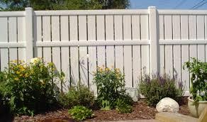 vinyl semi privacy fence. Beautiful Vinyl Click  With Vinyl Semi Privacy Fence