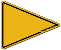 blank road signs test. Simple Test Question 1 For Blank Road Signs Test I